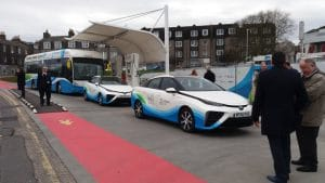 Fuel Cell Buses