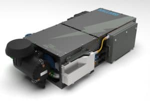 Ballard's new FCmove™-HD high performance fuel cell module for buses