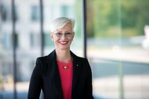 Portrait Prof. Anke Kaysser-Pyzalla new Chairwoman of the DLR Executive Board