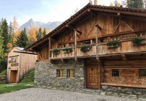 The Miner's house with Hy2green energy supply, © GKN